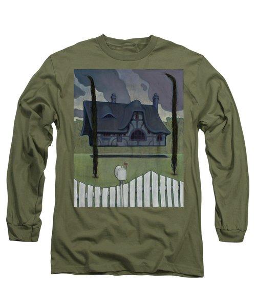 Floating House Long Sleeve T-Shirt