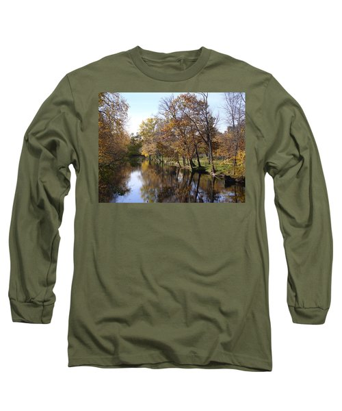 Flood Plain Long Sleeve T-Shirt
