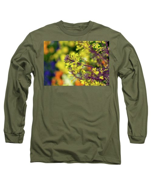 Flora Flora Flora Long Sleeve T-Shirt