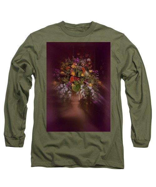 Floral Arrangement No. 2 Long Sleeve T-Shirt