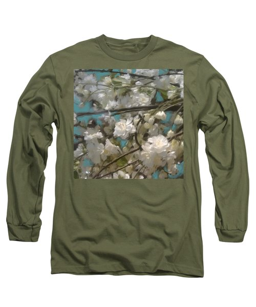 Floral01 Long Sleeve T-Shirt