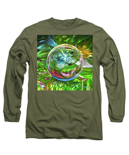 Florascape Long Sleeve T-Shirt