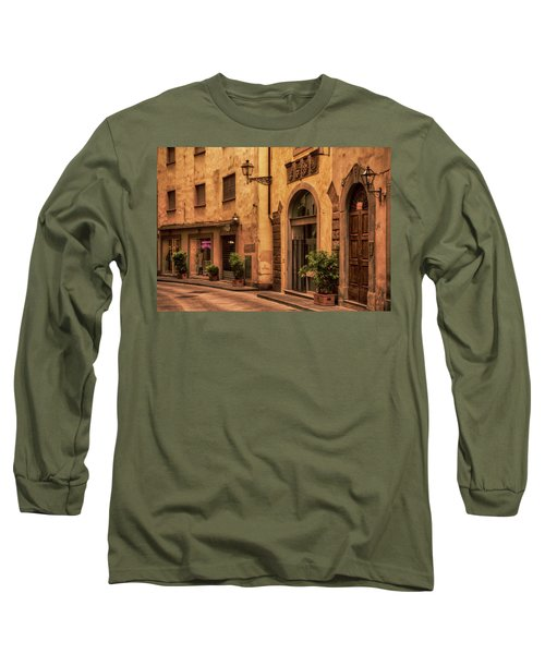 Florentine Street Long Sleeve T-Shirt