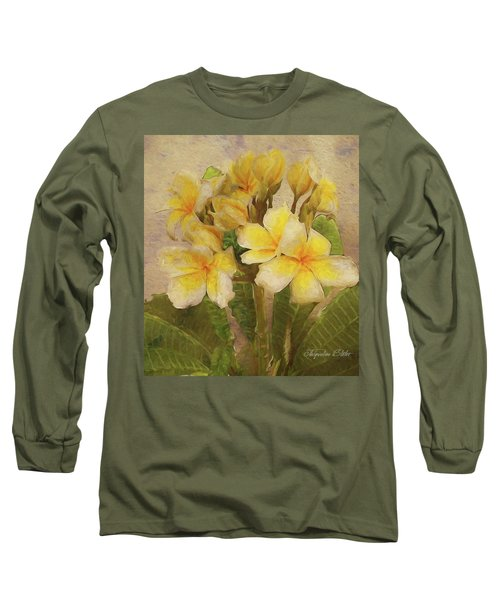 Floridian Bouquet Long Sleeve T-Shirt