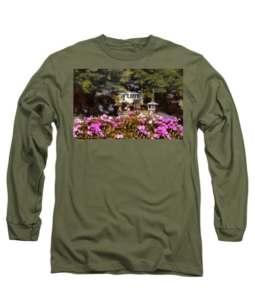 Flower Box Long Sleeve T-Shirt