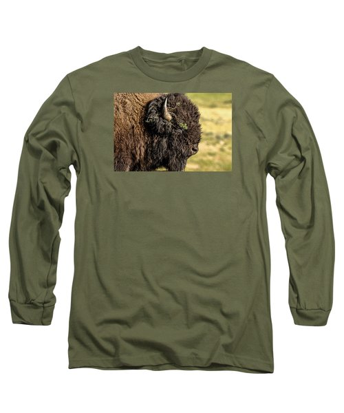 Long Sleeve T-Shirt featuring the photograph Flower Child by Monte Stevens