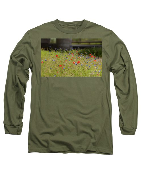 Flower Duet Long Sleeve T-Shirt