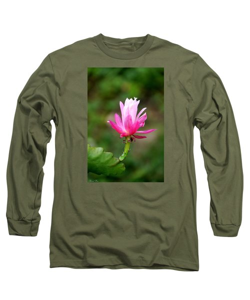 Flower Edition Long Sleeve T-Shirt