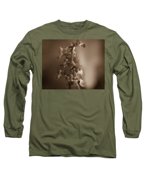 Long Sleeve T-Shirt featuring the photograph Flower by Keith Elliott