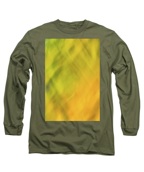 Flower Of Fire 1 Long Sleeve T-Shirt