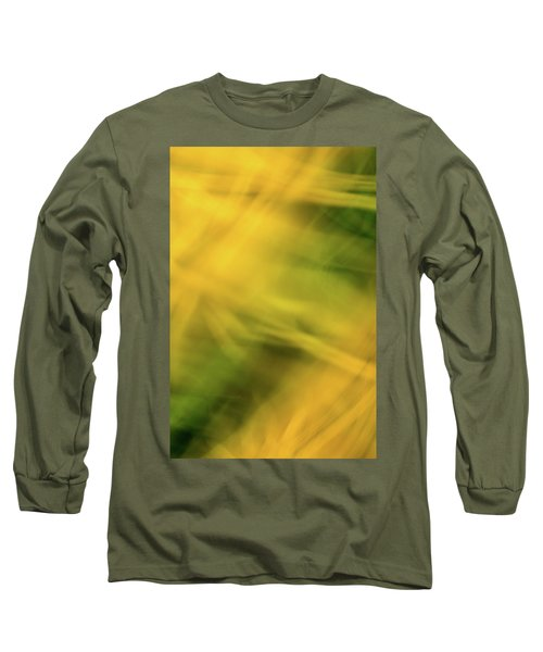 Flower Of Fire 5 Long Sleeve T-Shirt
