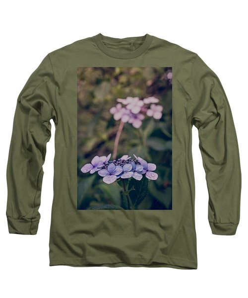 Flower Of The Month Long Sleeve T-Shirt