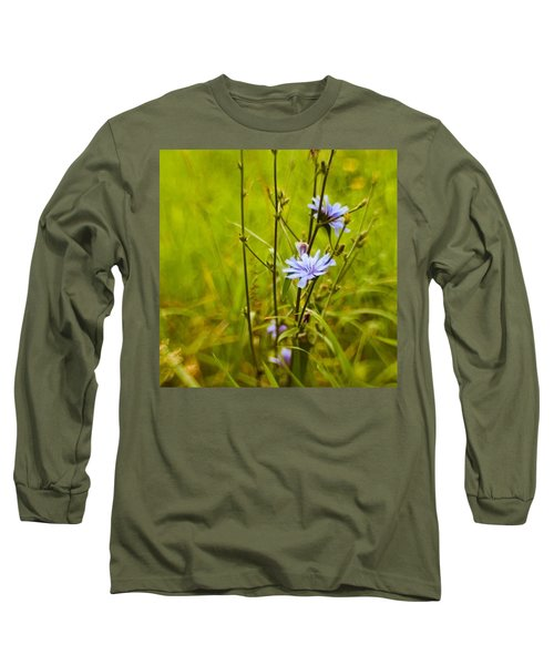 #flowers #lensbaby #composerpro Long Sleeve T-Shirt