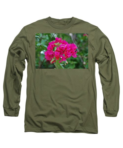 Long Sleeve T-Shirt featuring the photograph Flowers by Rob Hans