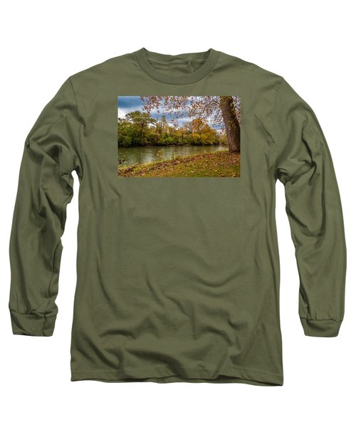 Flowing River Long Sleeve T-Shirt