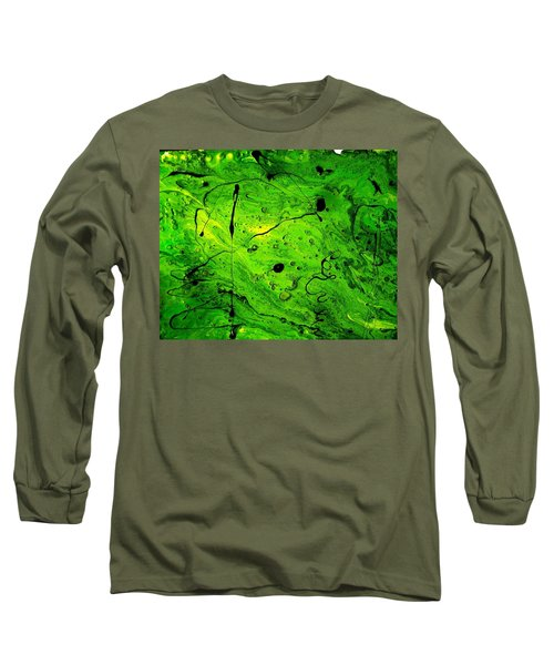 Fluid Long Sleeve T-Shirt