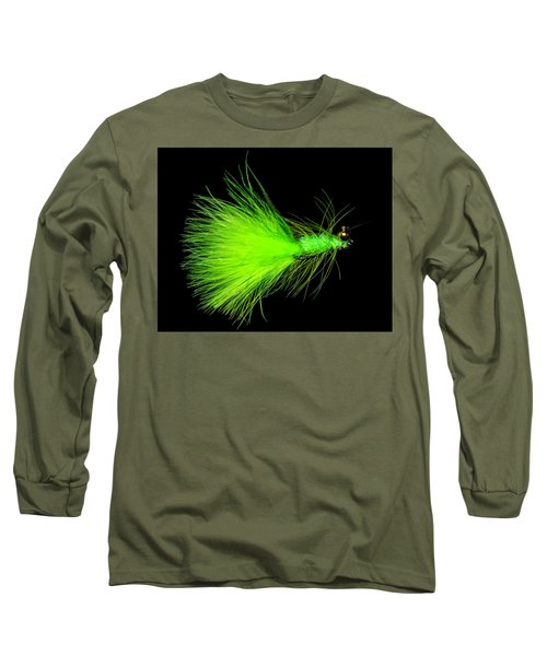 Long Sleeve T-Shirt featuring the photograph Fly-fishing 2 by James Sage