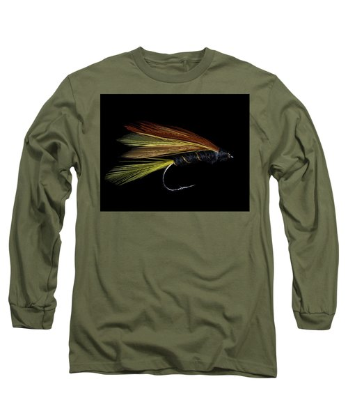Long Sleeve T-Shirt featuring the photograph Fly Fishing 3 by James Sage
