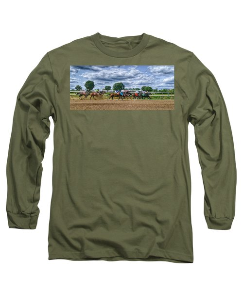 Flying Long Sleeve T-Shirt