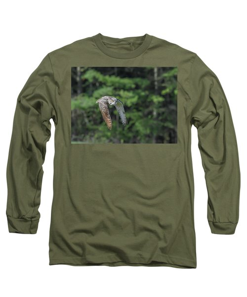 Flying Low... Long Sleeve T-Shirt