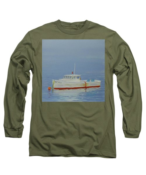 Fogged In Long Sleeve T-Shirt