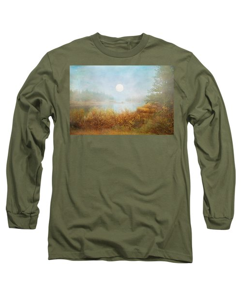 Foggy Sunrise  Long Sleeve T-Shirt