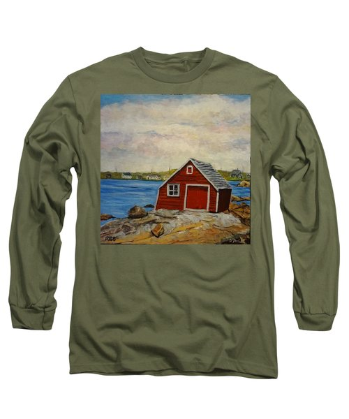 Fogo Long Sleeve T-Shirt