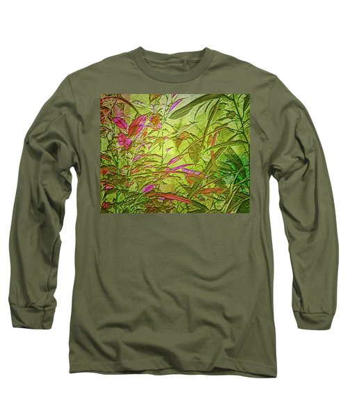 Foliage Long Sleeve T-Shirt