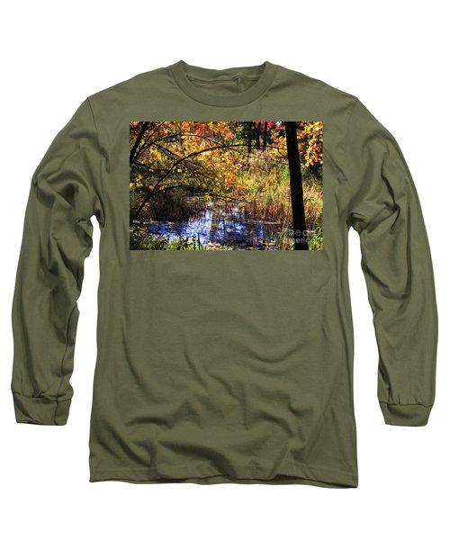 Foliage Nrrt Long Sleeve T-Shirt
