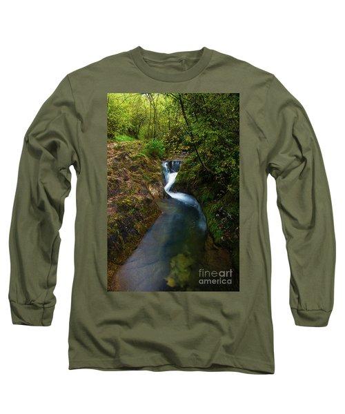 Follow It I Long Sleeve T-Shirt by Yuri Santin