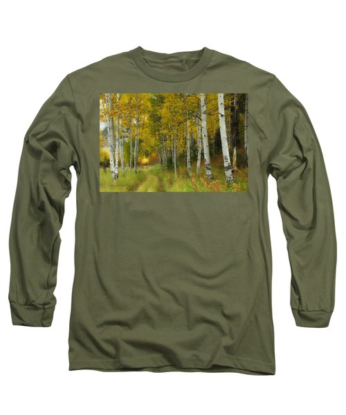 Follow The Light Long Sleeve T-Shirt