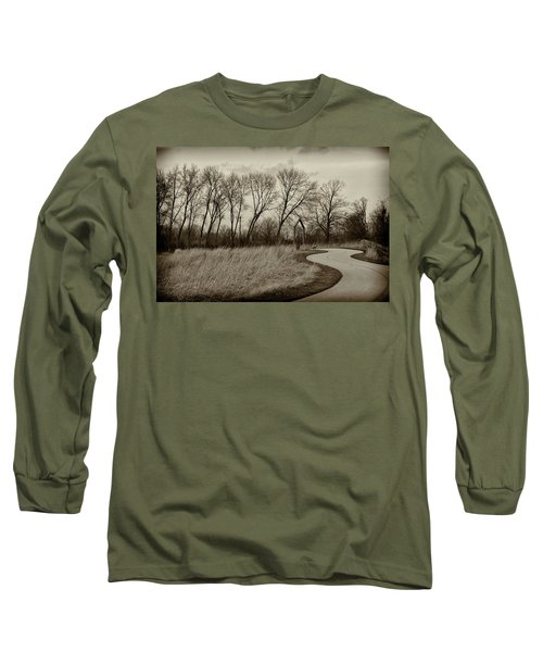 Follow The Path Long Sleeve T-Shirt