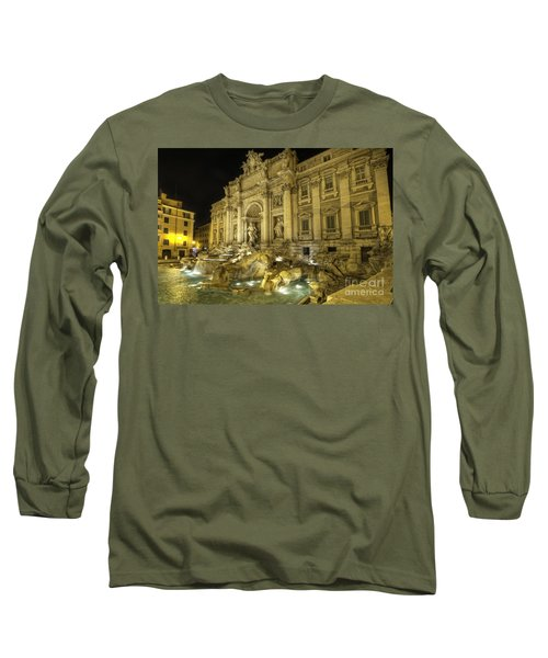 Fontana Di Trevi 1.0 Long Sleeve T-Shirt