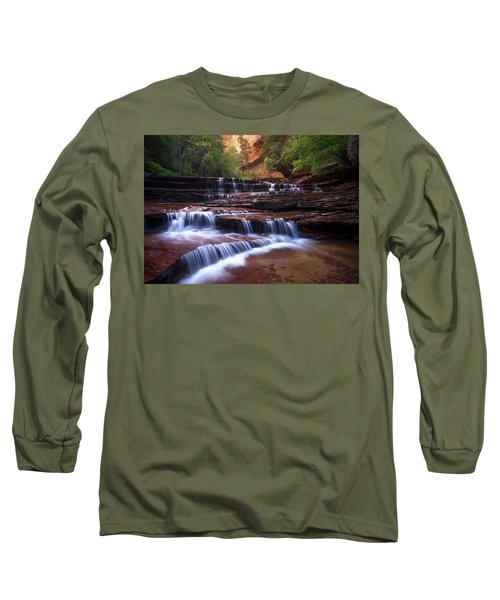 For An Angel Long Sleeve T-Shirt