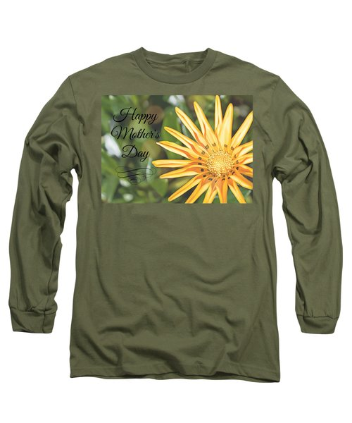 For My Mother Long Sleeve T-Shirt