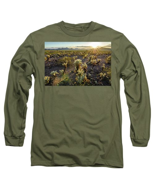 Sea Of Cholla Long Sleeve T-Shirt