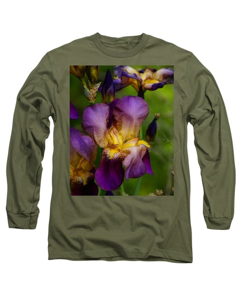 For The Love Of Iris Long Sleeve T-Shirt