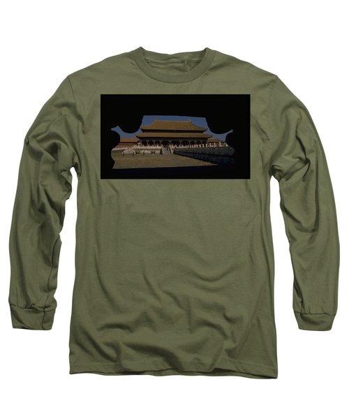 Forbidden City, Beijing Long Sleeve T-Shirt