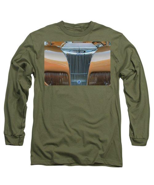 Ford V8 Long Sleeve T-Shirt