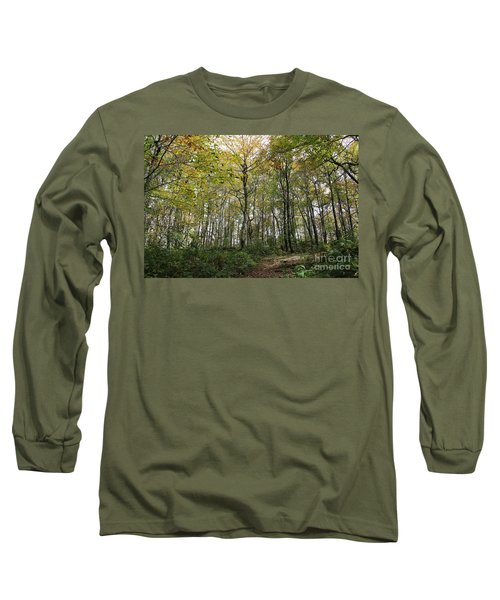 Forest Canopy Long Sleeve T-Shirt