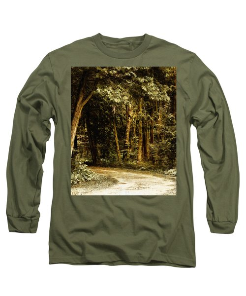 Forest Curve Long Sleeve T-Shirt
