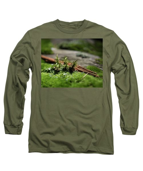 Forest Floor 2 Long Sleeve T-Shirt