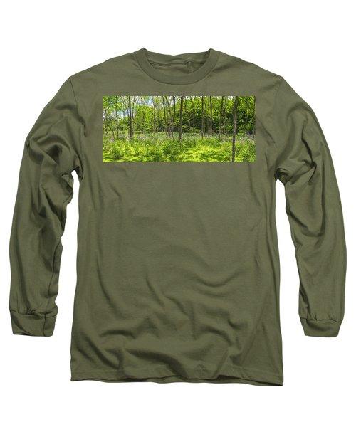 Forest Floor Dame's Rocket Long Sleeve T-Shirt