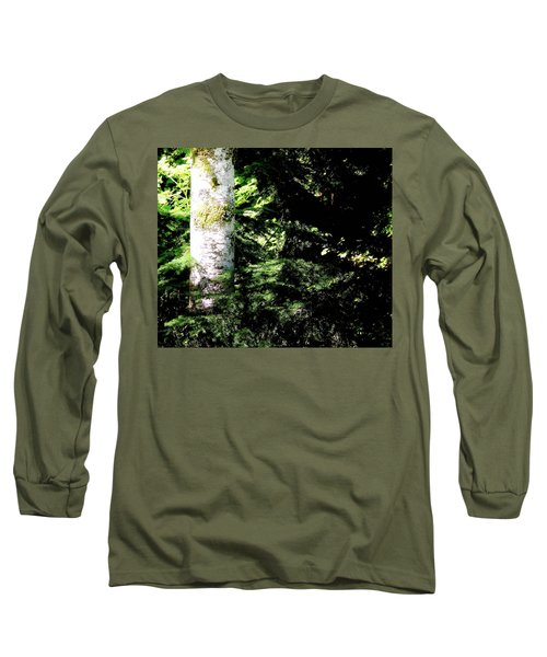 Forest Glow Long Sleeve T-Shirt