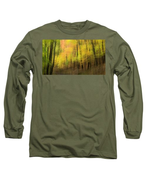 Forest Impressions Long Sleeve T-Shirt