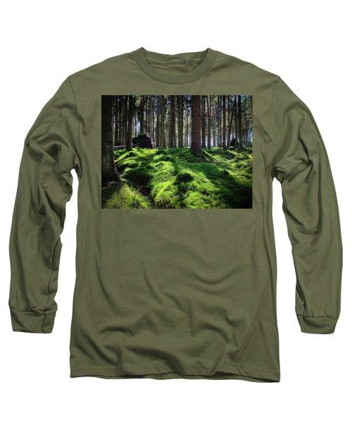Forest Of Verdacy Long Sleeve T-Shirt