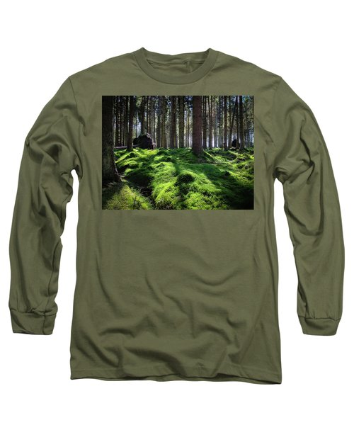 Forest Of Verdacy Long Sleeve T-Shirt