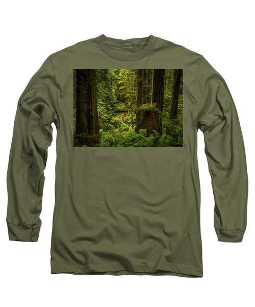 Forest Primeval Long Sleeve T-Shirt