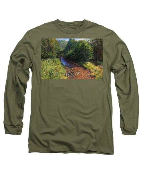 Forest River Summer Day Long Sleeve T-Shirt