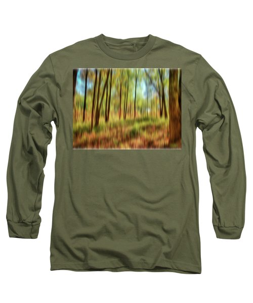 Forest Vision Long Sleeve T-Shirt